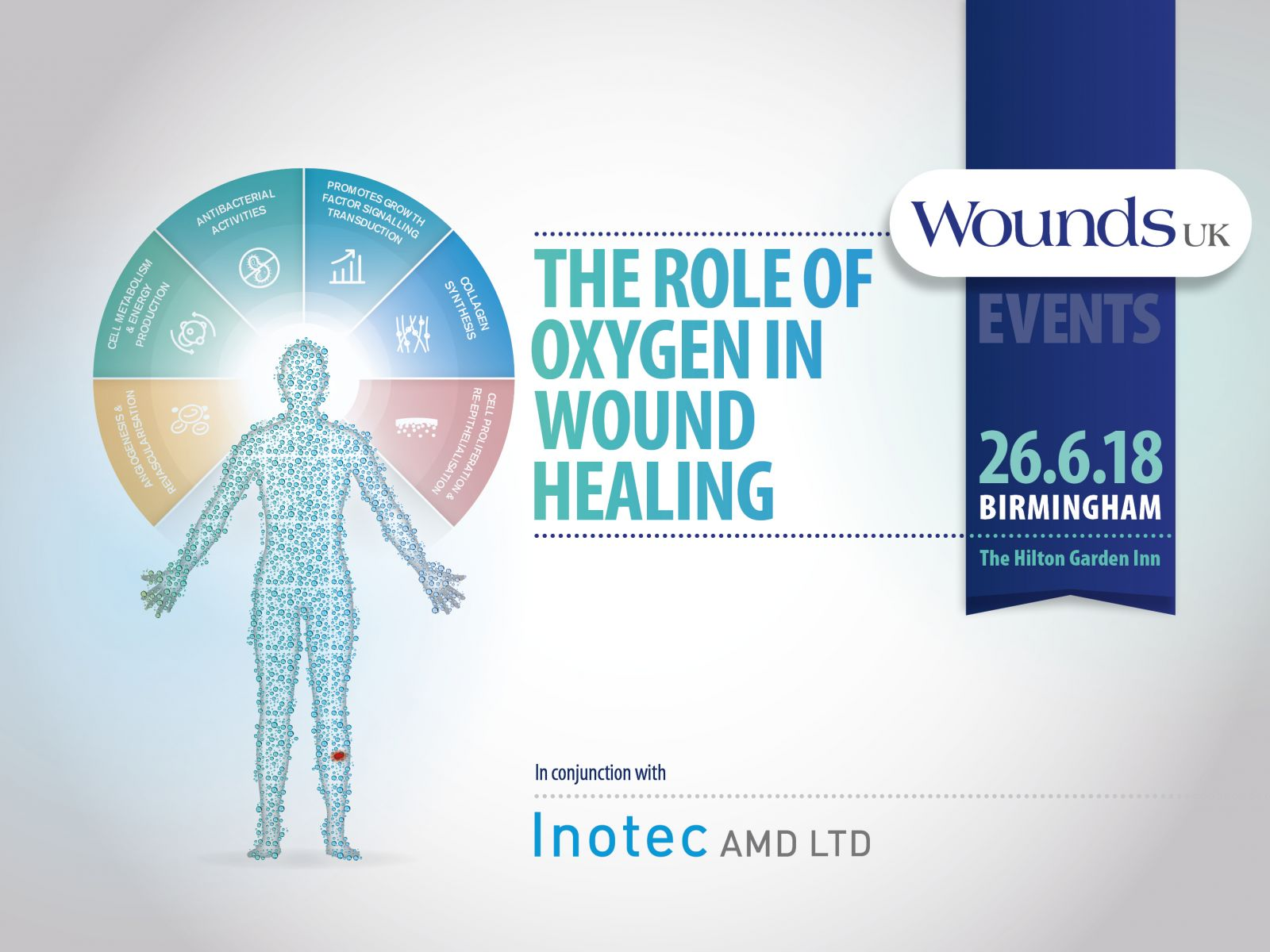 The role of oxygen in wound healing - Wounds UK